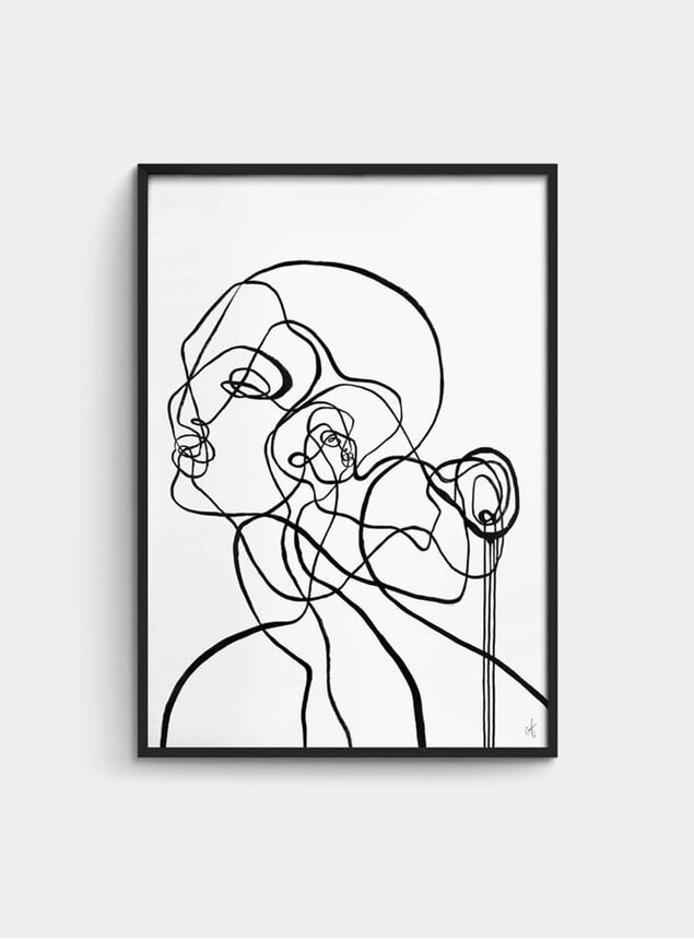Aquaris Print