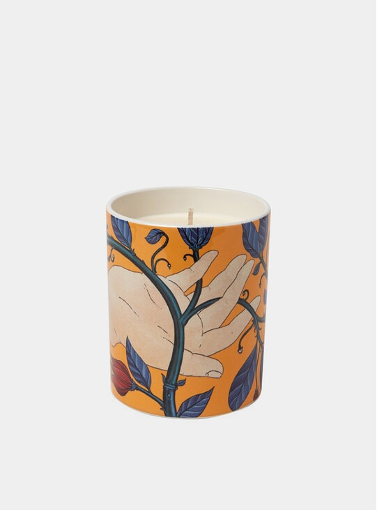 Calypso Rose 100% Coconut & Bees Wax Candle