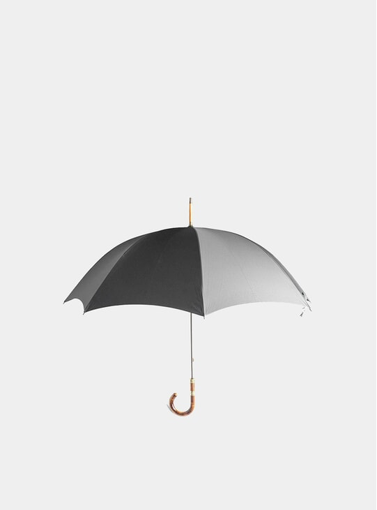 "Dark Grey 25"" Umbrella"