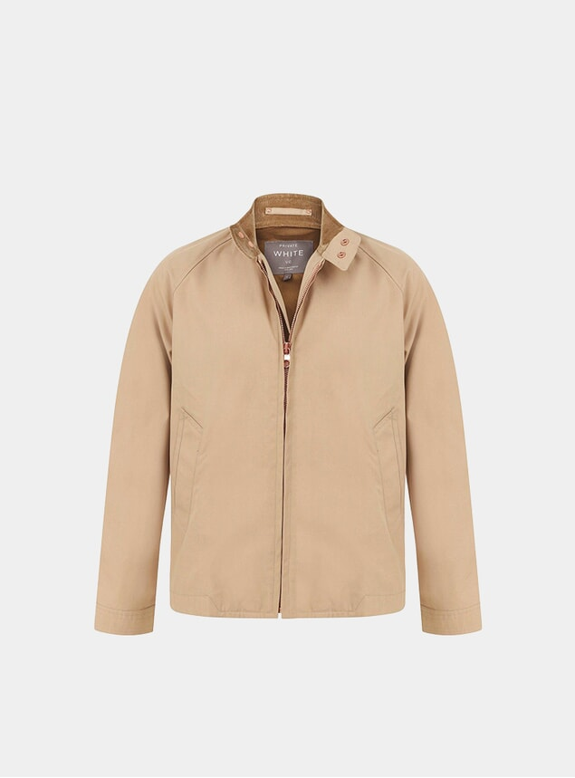 Sand Ventile Harrington 3.0 Jacket