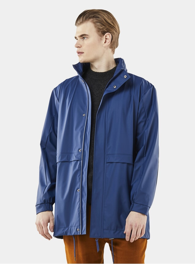 Klein Blue Tracksuit Jacket