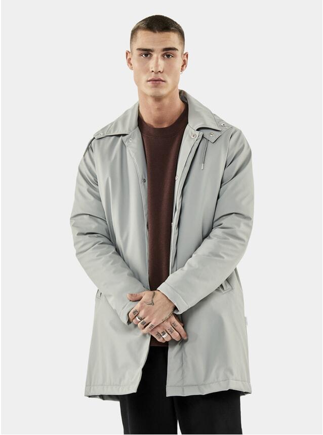 Stone Mac Coat