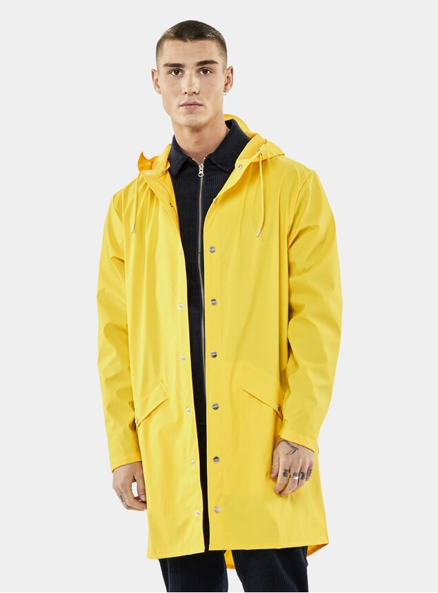 Yellow Long Jacket