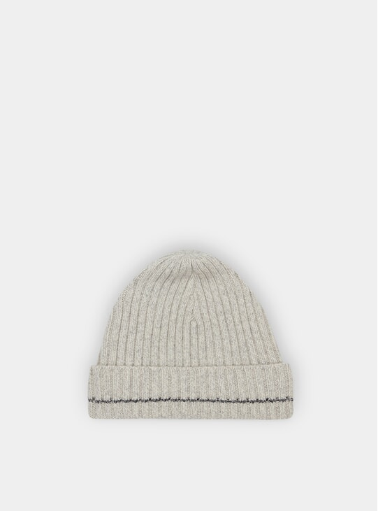 Cloud Recycled Cashmere Beanie