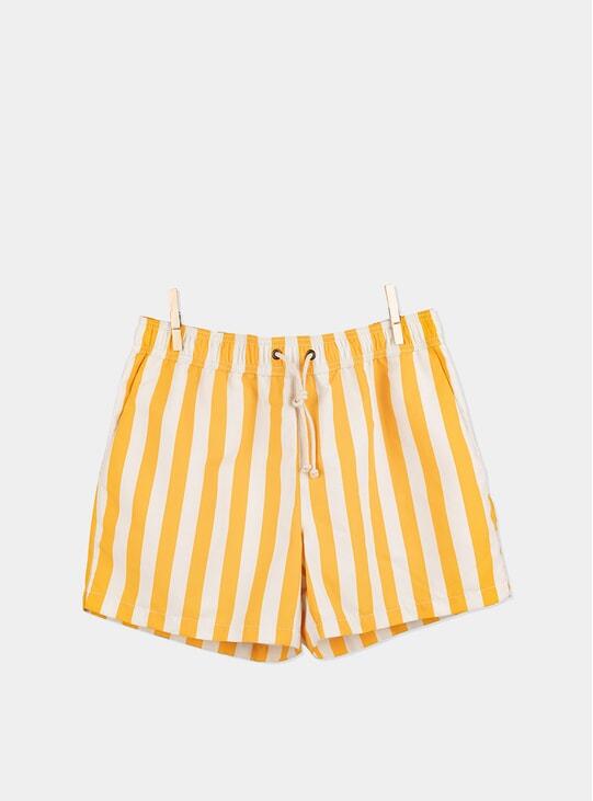 Paraggi Giallo Swim Shorts