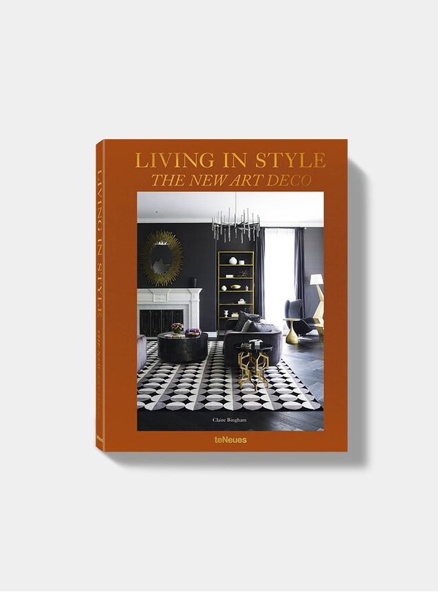 Living in Style The New Art Deco Book