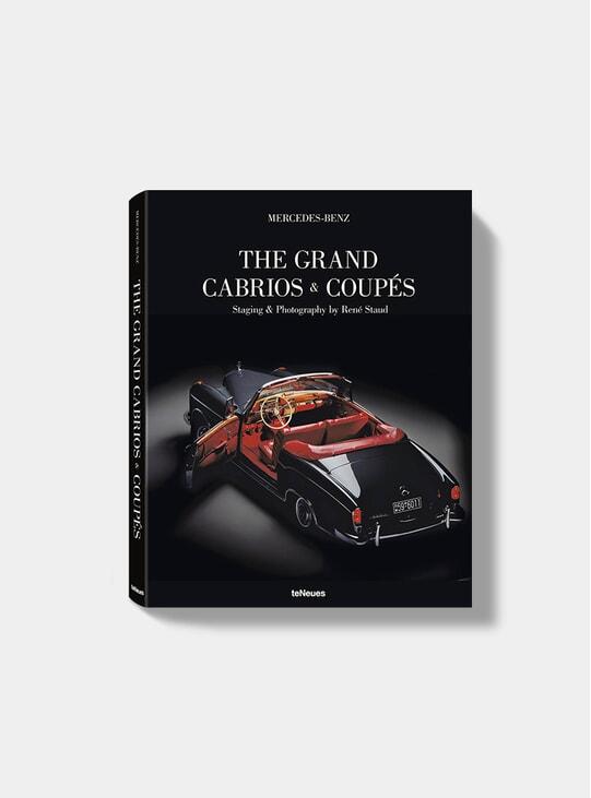 Mercedes-Benz The Grand Cabrios & CoupéBook