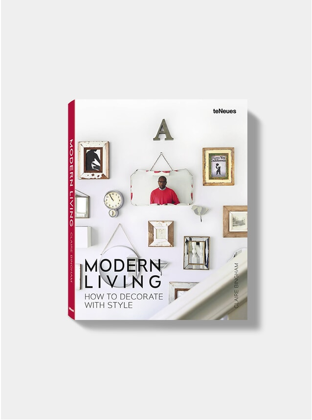 Modern Living - How to Decorate with Style Book
