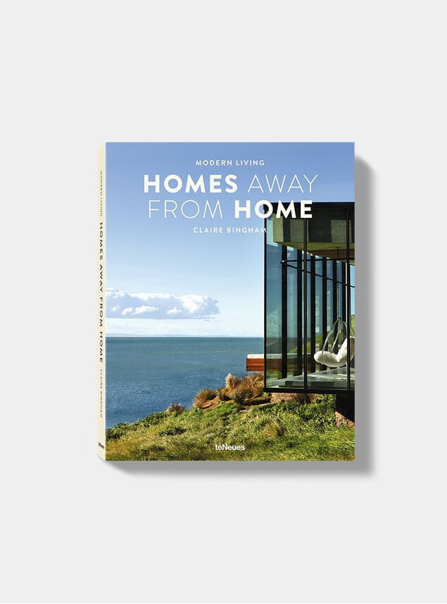 Modern Living: Homes Away from Home Book