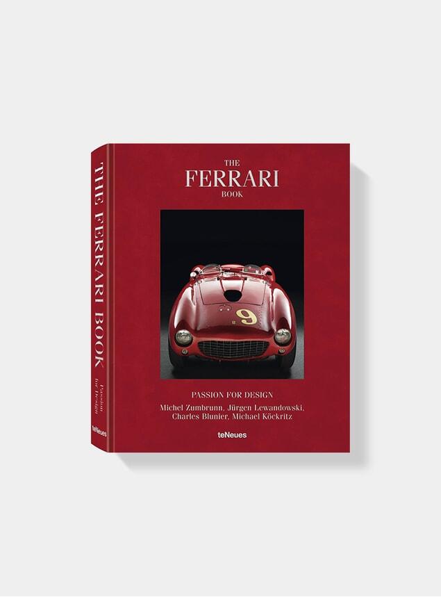 The Ferrari Book - Passion of Design  Book