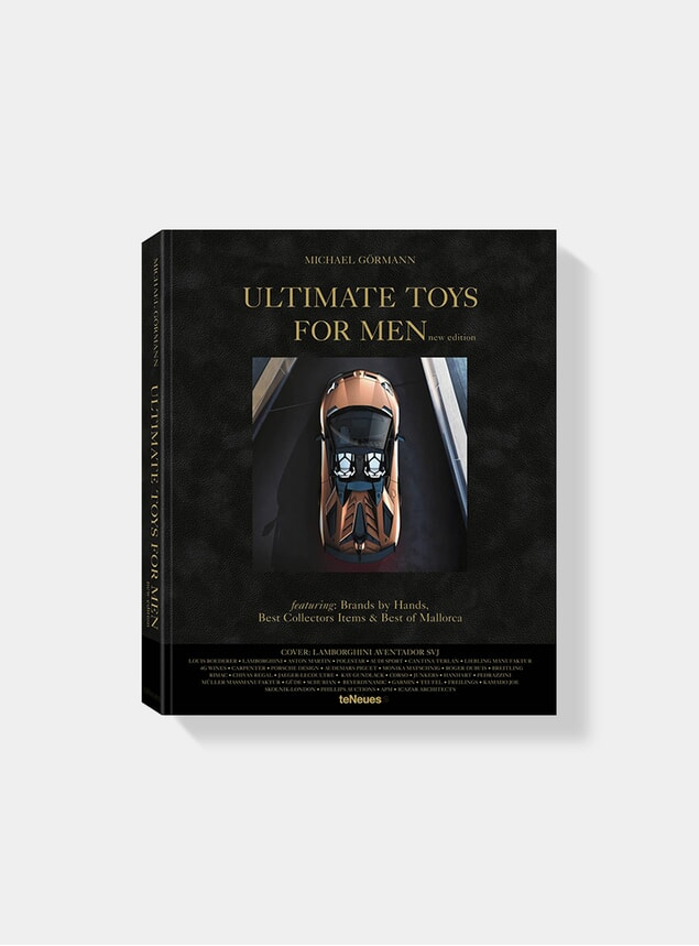 Ultimate Toys for Men, New Edition Book