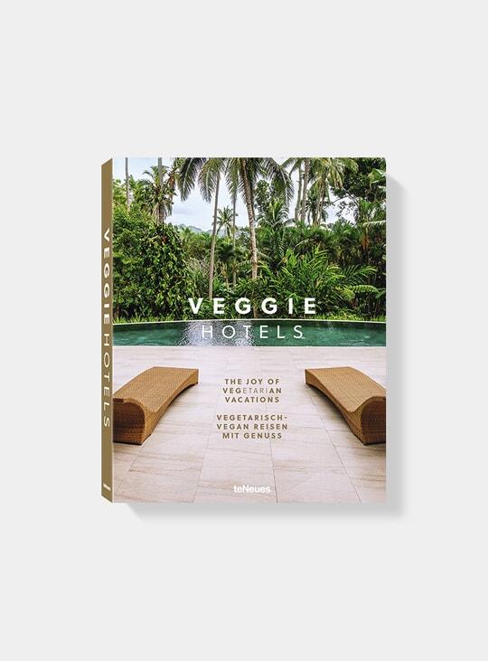 Veggie Hotels Book