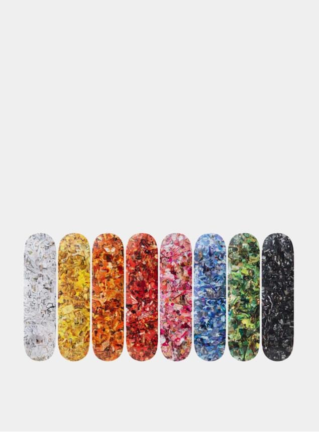 Vik Muniz, Hand Signed Eight Colour Spectrum Box Set