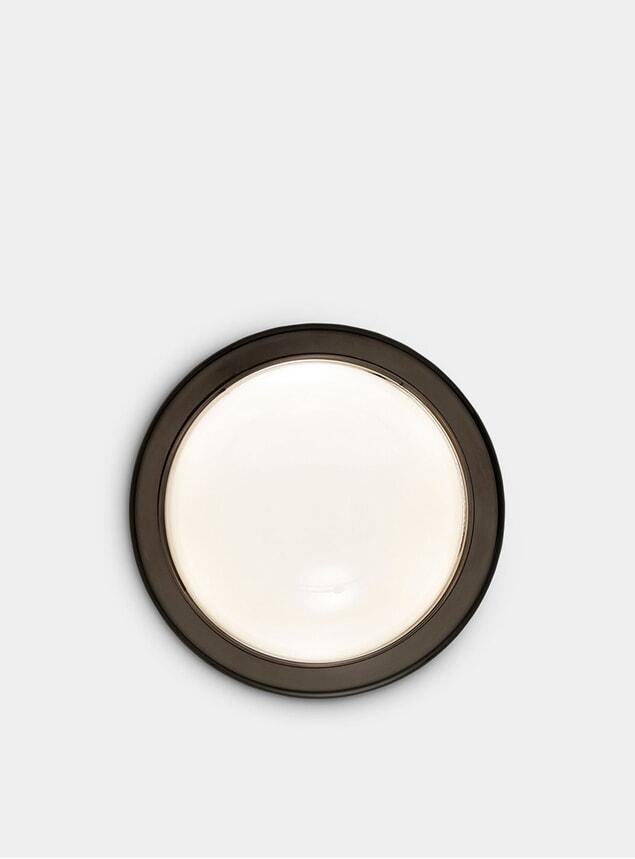 Black Round Spot Surface Light