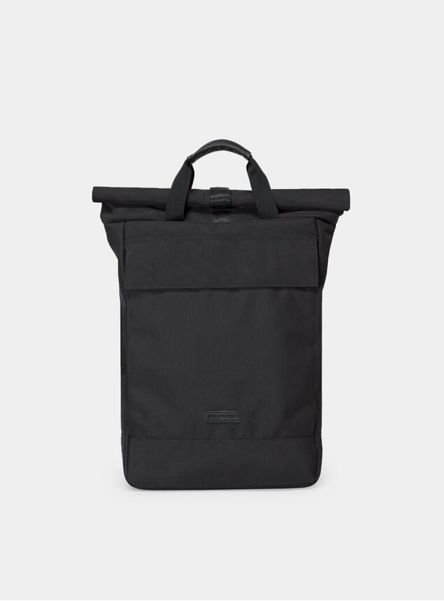 All Black Stealth Colin Backpack