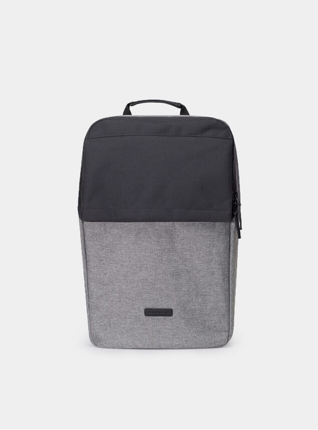 Slate Series Grey Nathan Backpack
