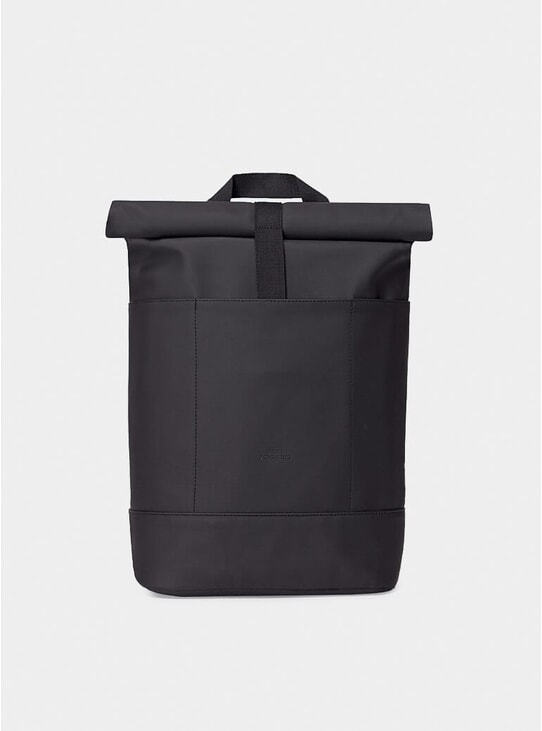 All Black Hajo Backpack