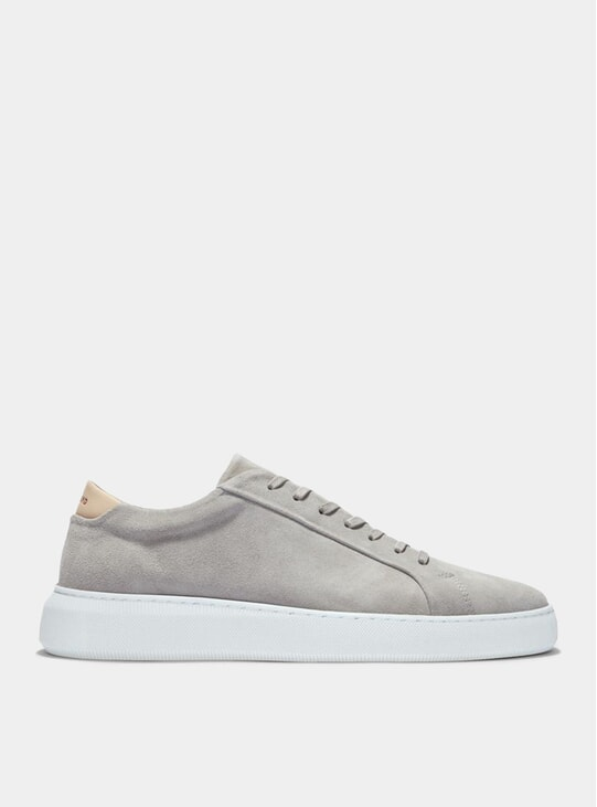 Ghost Suede Series 8 Sneakers