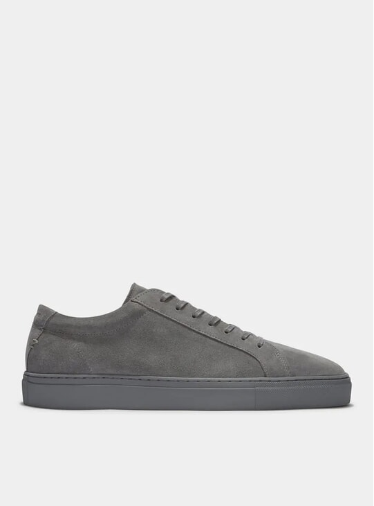 Triple Grey Suede Series 1 Sneakers