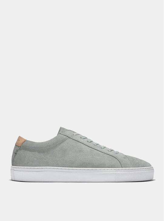 Mint Suede Series 1 Sneakers