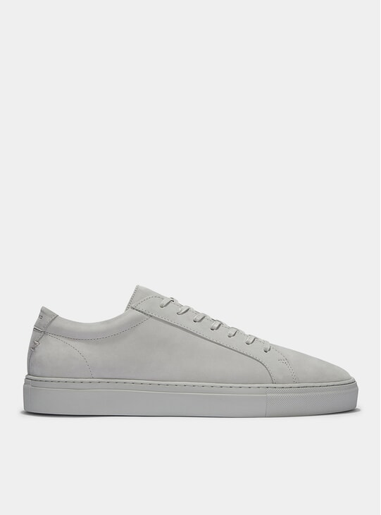 Triple Light Grey Nubuck Series 1 Sneakers