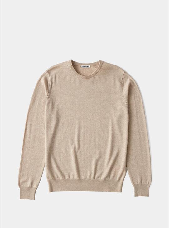 Sand Merino Sweater