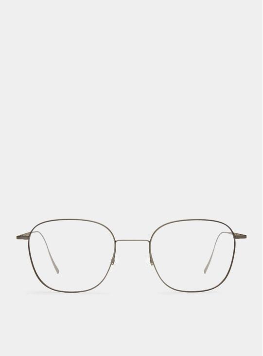 Carbon Matt Eager Glasses