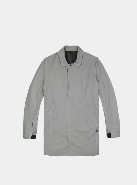 Light Grey Maxwell Travel Coat