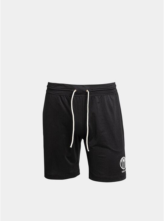 Black Centercourt Shorts