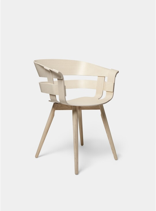 Ash Wick / Wooden Chair