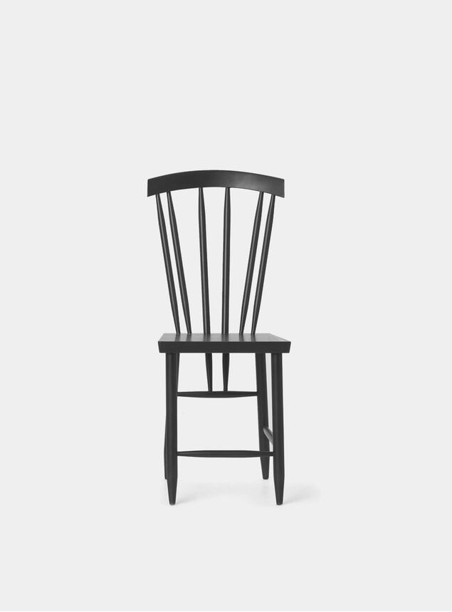 Black Family No.3 Dining Chair