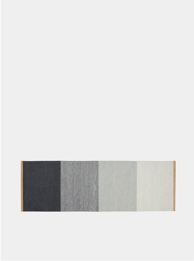 Medium Blue / Grey Fields Rug