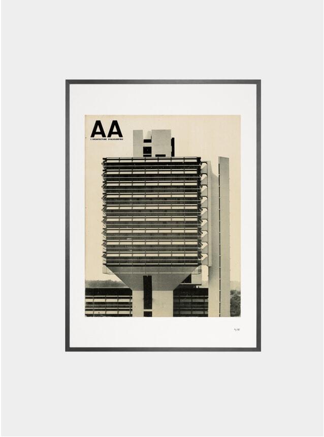 AA165 Print