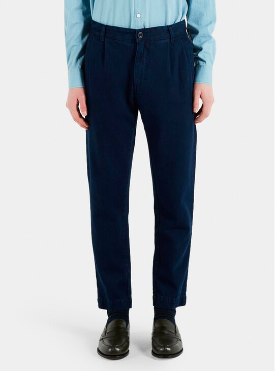 Navy Archives Trouser