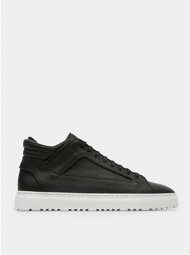 Black Mid 2 Sneakers