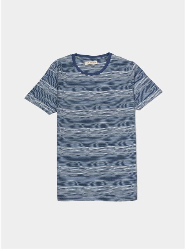 Soundwaves Printed T Shirt