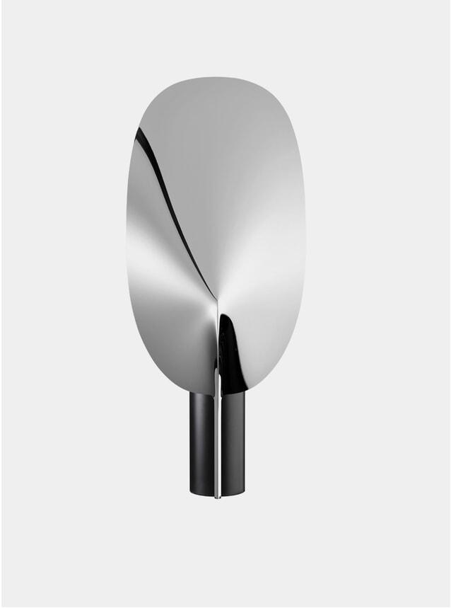 Aluminium Serena Table Lamp