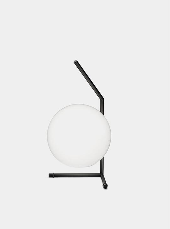 Black IC T1 Table Lamp