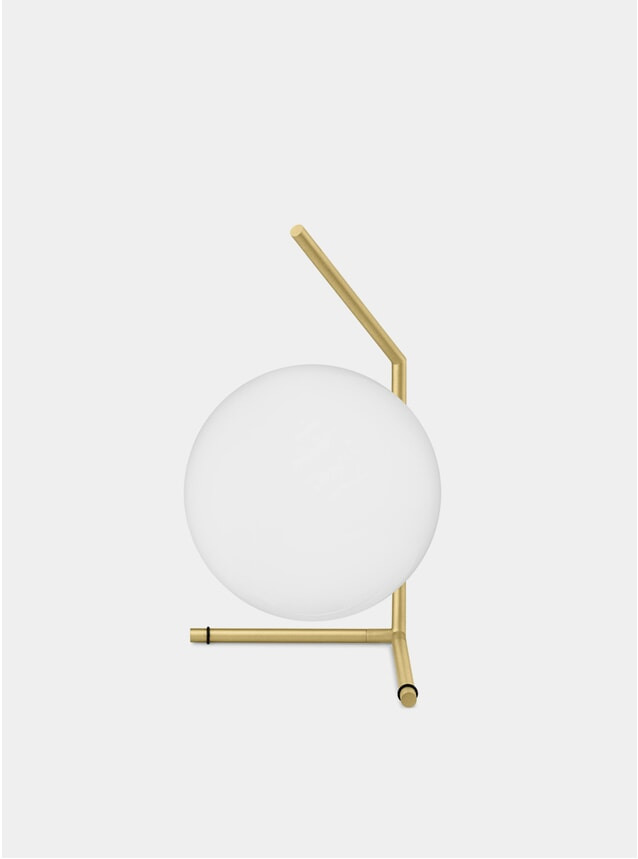 Brass IC T1 Low Table Lamp