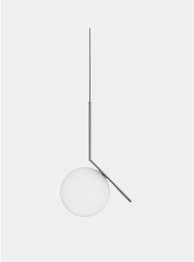 Chrome IC Pendant Light