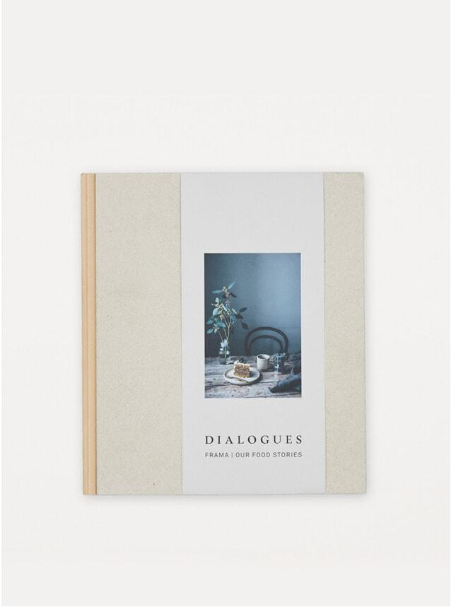 Dialogues, Food Stories Book