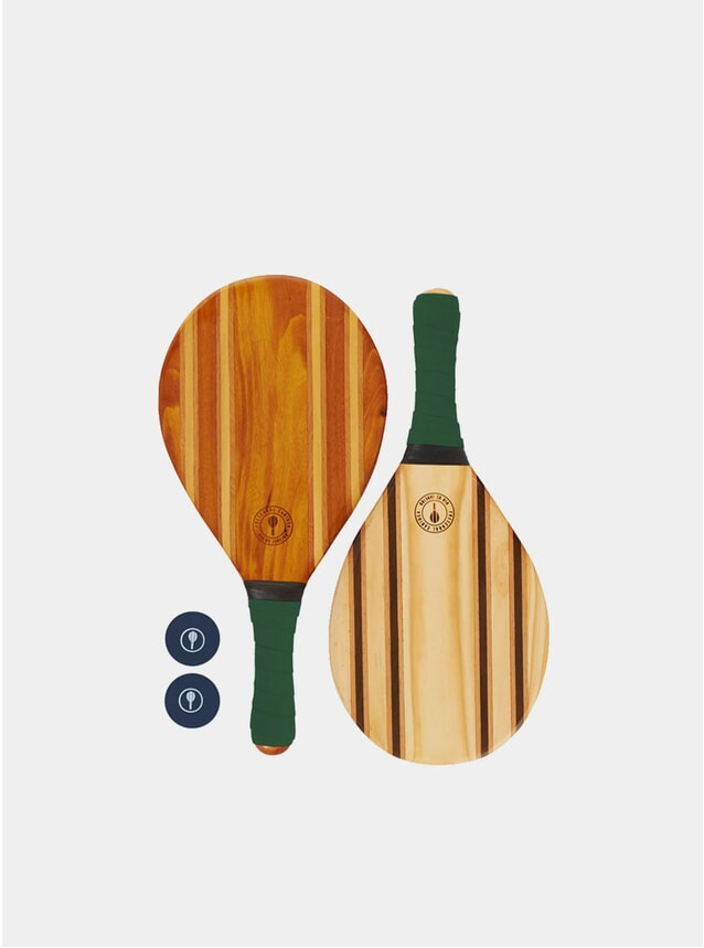 Green Leblon Beach Bat Set