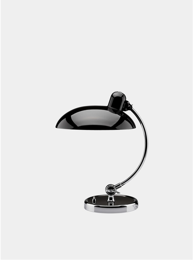 Black Kaiser Idell Desk Lamp