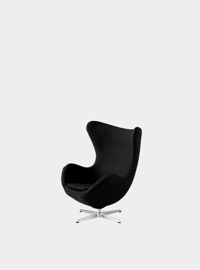 Black Miniature Egg Chair