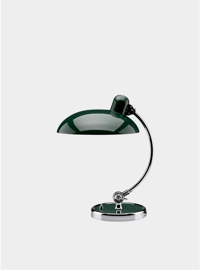 Dark Green Kaiser Idell Desk Lamp