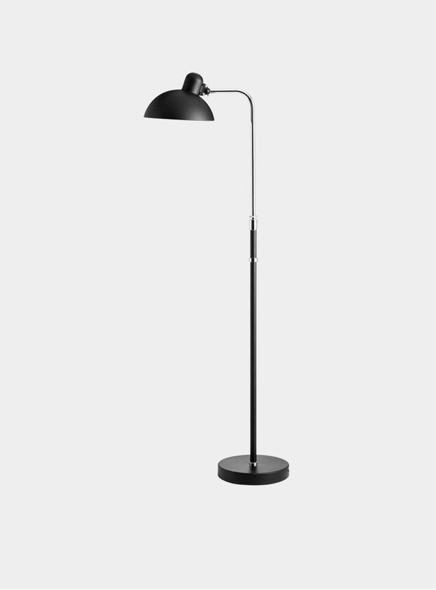 Matt Black Kaiser Idell TM Floor Lamp
