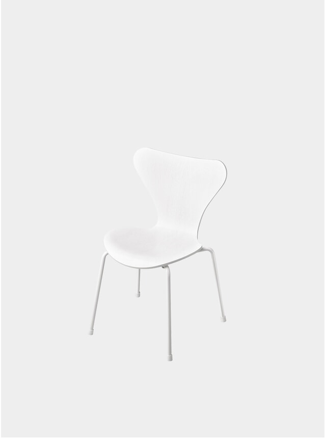 White Series 7 Children's Chair