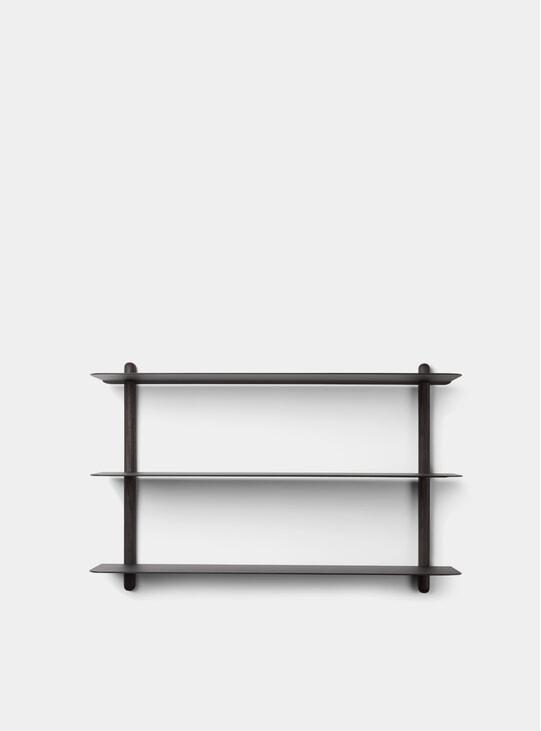 Black Ash Nivo A Shelf