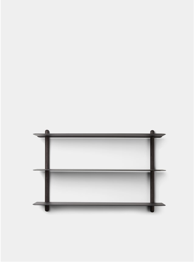 Black Ash Nivo A Shelf