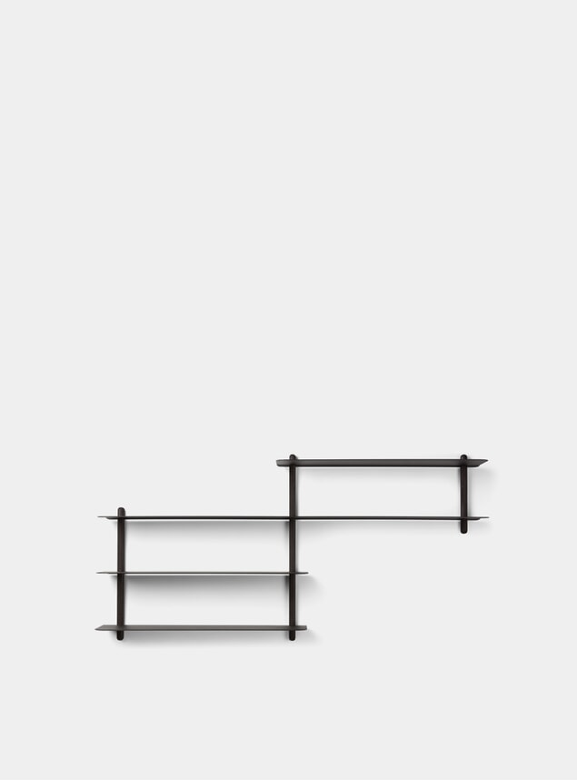 Black Ash Nivo B Shelf